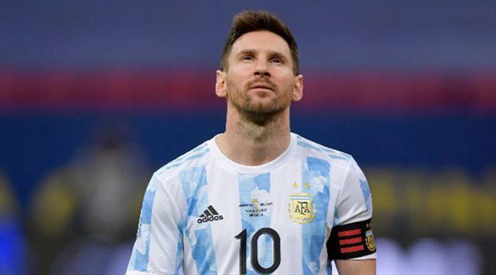 ميسي يحقق رقما قياسيا في مباراة الأرجنتين وباراغواي