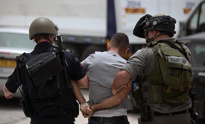 اعتقال 13 مواطنا بينهم أشقاء في سلفيت