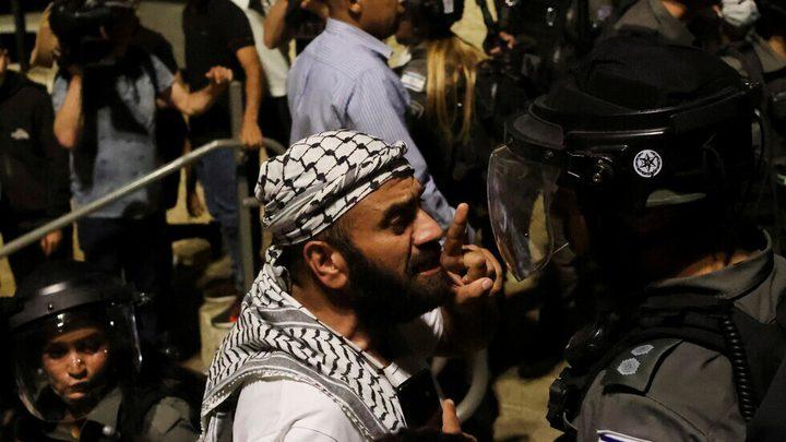 المستوطنون يواصلون استفزاز أهالي حي الشيخ جراح