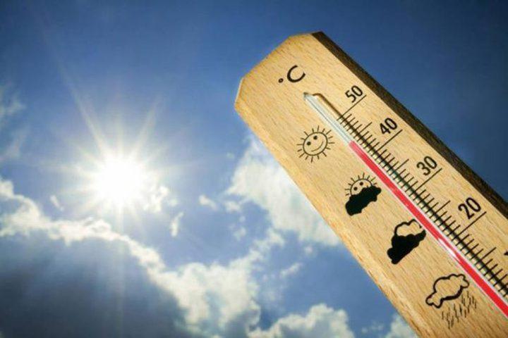 حالة الطقس: أجواء حارة حتى السبت
