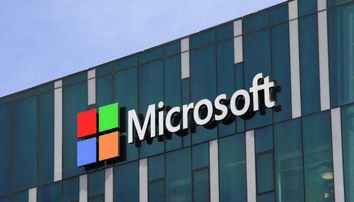 """قيمة """"مايكروسوفت"""" تصل إلى مستوى غير مسبوق"""