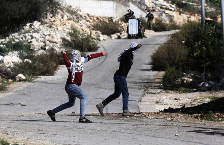 إصابة شاب بكسور خلال فعاليات المقاومة الشعبية في بيت دجن