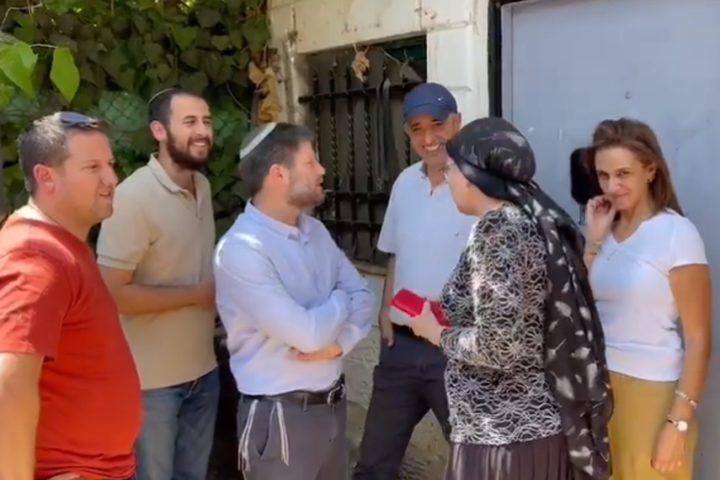 عضو كنيست يقتحم منزل عائلة الكرد بحي الشيخ جراح في القدس