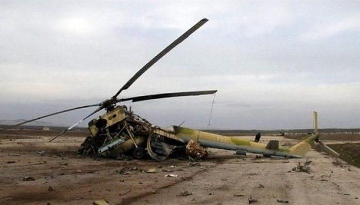 مصرع 3 أشخاص أثر تحطم مروحية عسكرية بشمال غرب روسيا