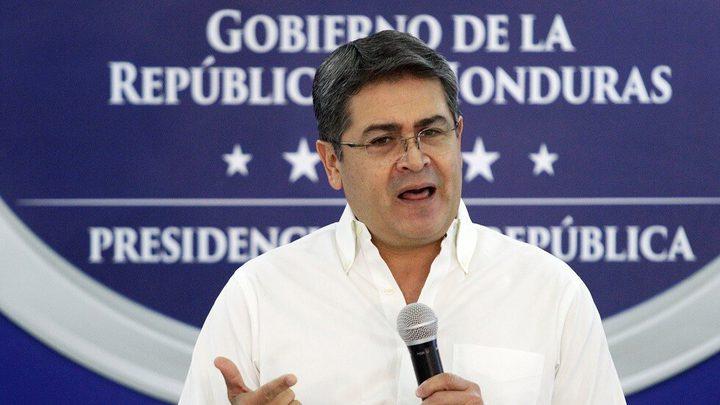 رئيس هندوراس يفتتح سفارة بلاده في القدس المحتلة