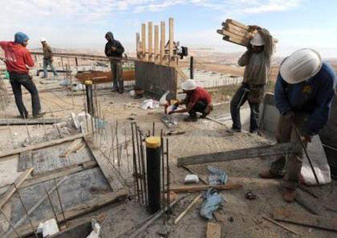 ارتفاع مؤشر أسعار تكاليف البناء والطرق وشبكات المياه