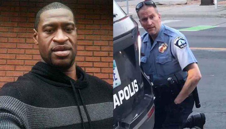 الحكم على الشرطي قاتل جورج فلويد بالسجن أكثر من 22 عاما