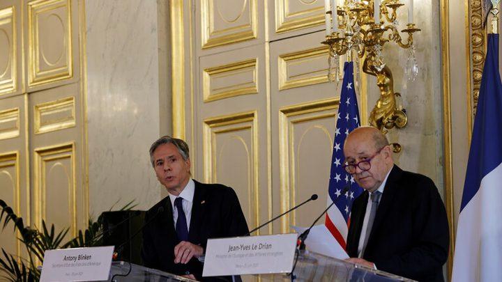 بلينكن: هناك خلافات ملموسة حول نووي إيران