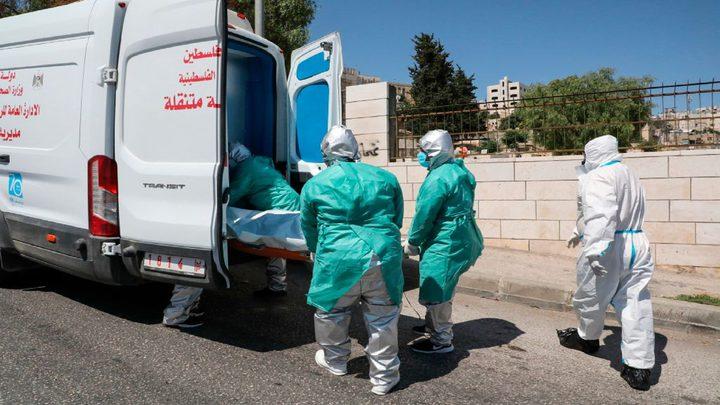 وفاة و156 إصابة جديدة بفيروس كورونا في فلسطين