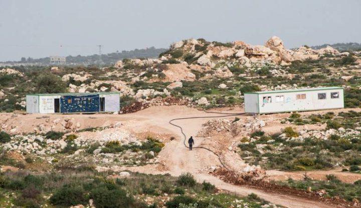 """الخارجية: الاحتلال يحاول شرعنة بؤرة""""أبيتار"""" الاستيطانية من خلال"""