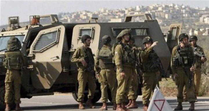 مسلحون يشتبكون مع قوات الاحتلال في جنين
