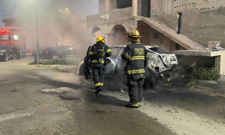 إصابة 3 أشخاص بجروح متفاوتة بجريمة إطلاق نار في كفر قاسم