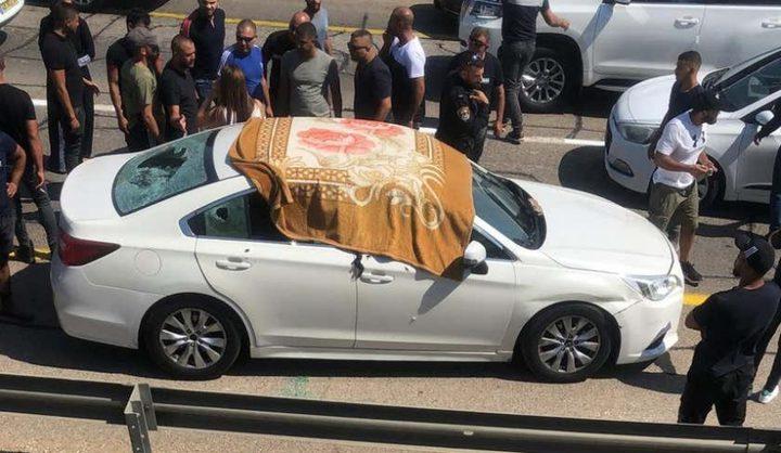 مقتل رجل وزوجته وابنتهما في جريمة إطلاق نار بالجليل