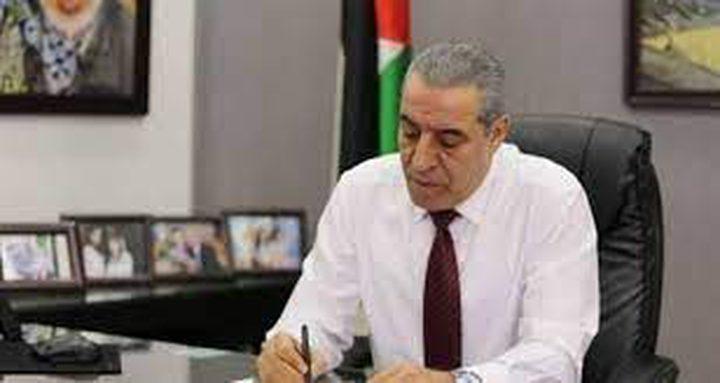 الشيخ: القانون هو الضمان في حماية الكل الفلسطيني