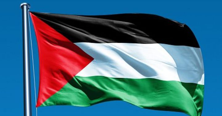 الخارجية:رفع العلم الفلسطيني على بلديتي كليفتون وباترسون