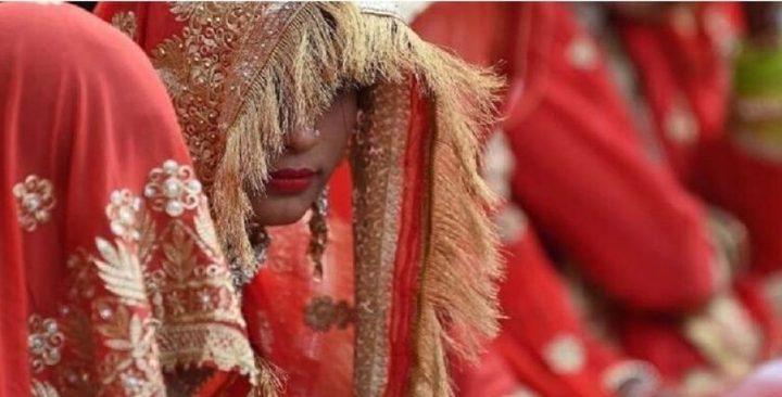 السبب غريب ..عروس هندية تفض العرس