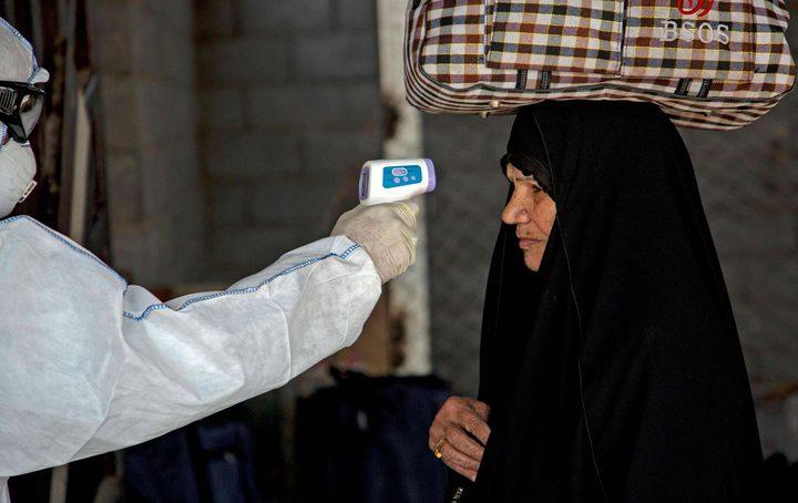 العراق: فرض حظر تجوال في ذي قار بسبب موجة كورونا الثالثة