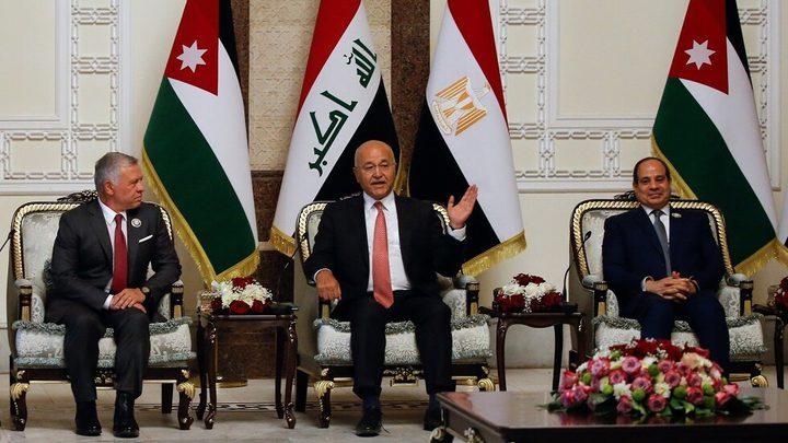 """واشنطن تصف زيارة السيسي والملك عبد الله إلى العراق بـ""""التاريخية"""