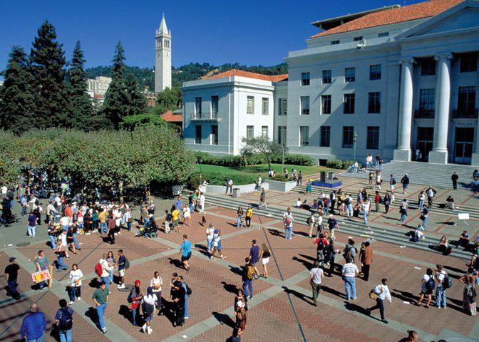 """حكومات طلابية في جامعة كاليفورنيا تطالب بمقاطعة"""" اسرائيل"""""""