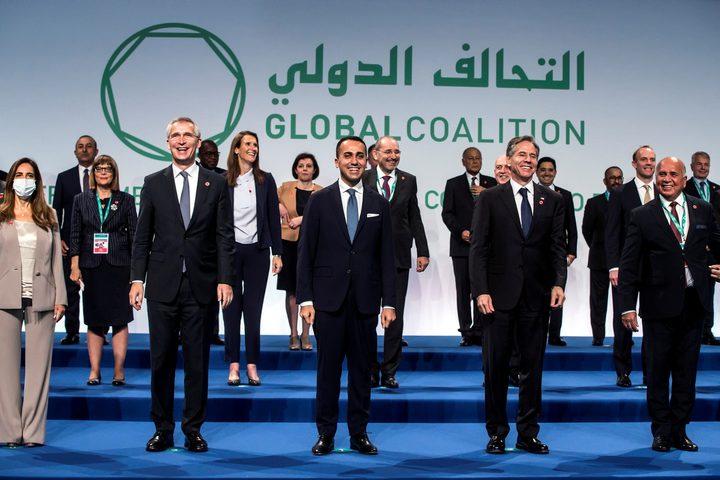 19 دولة بقيادة الولايات المتحدة تدعو لوقف إطلاق النار في سوريا
