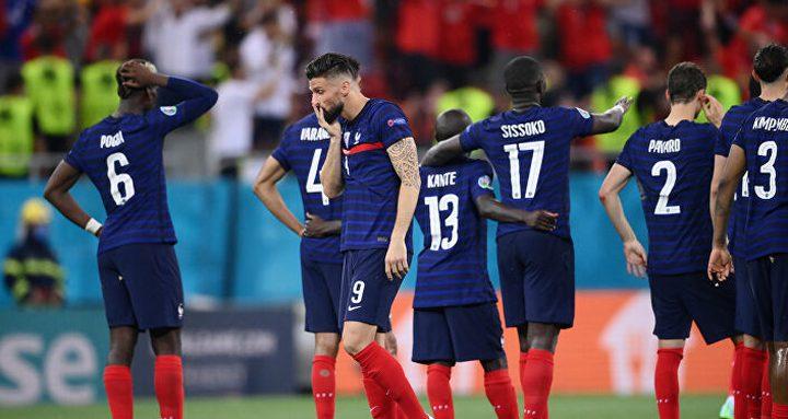 مدرب فرنسا يعلق على ركلة ترجيح مبابي المهدرة