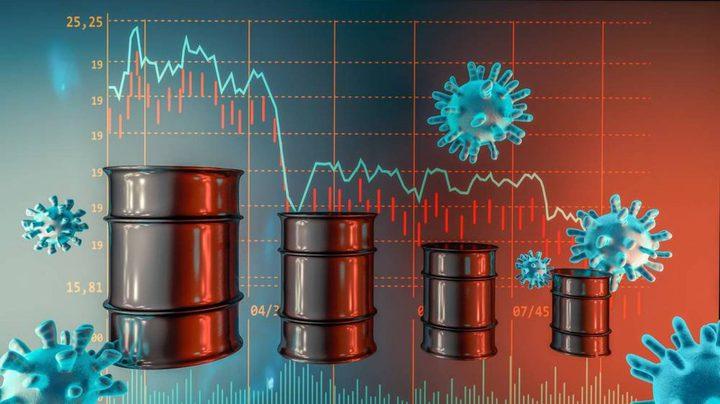 استمرار تراجع أسعار النفط في الأسواق العالمية