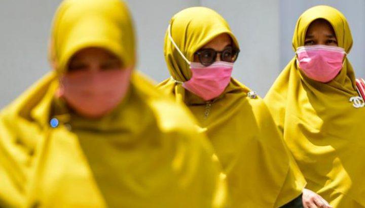 الصليب الأحمر يحذر من الوضع الكارثي في اندونيسيا بسبب كورونا