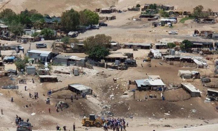 التماس للمحكمة العليا لمنع ترحيل حي أبو راشد والهواشلة بالنقب