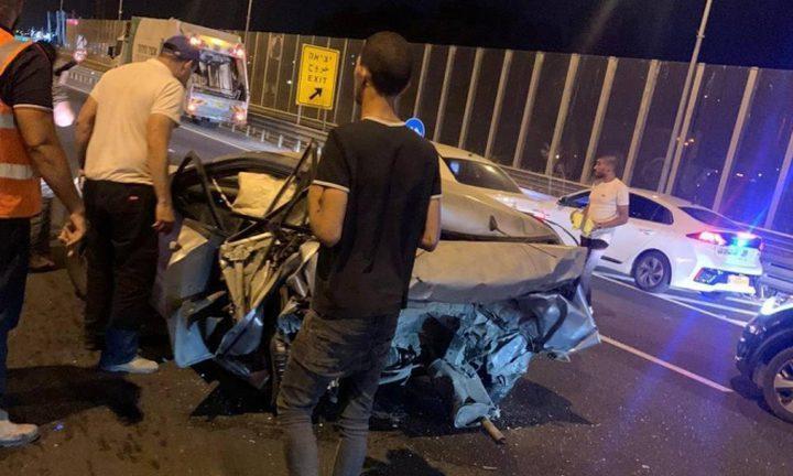 جديدة المكر: مصرع الشاب زيدان واكد في حادث سير