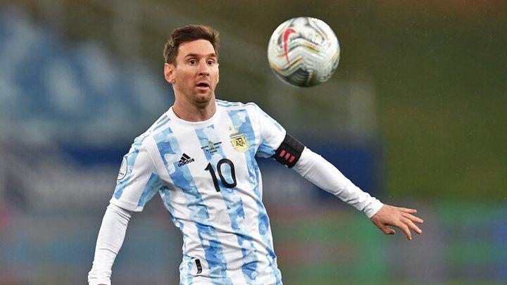ميسي يسجل هدفين في فوز الأرجنتين برباعية على بوليفيا