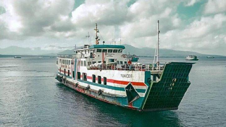 إندونيسيا تعلن عن غرق سفينة على متنها 56 شخصا