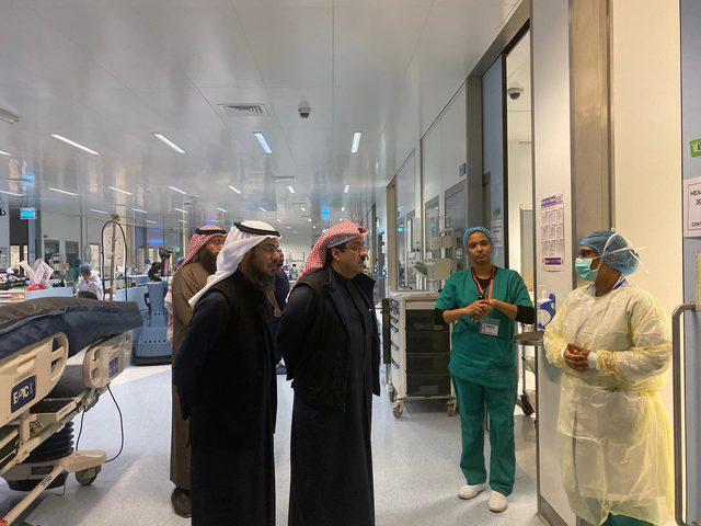 تسجيل أعلى ارتفاع للإصابات بكورونا في السعودية