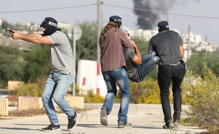 """""""مستعربون"""" يختطفون شابا غرب رام الله"""