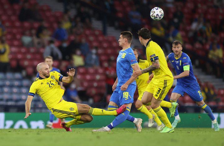 السويد تكتب نهايتها بيدها في كأس أوروبا