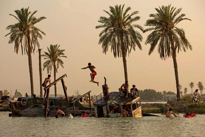 تعطيل الدوام الرسمي في محافظات عراقية بسبب ارتفاع درجات الحرارة