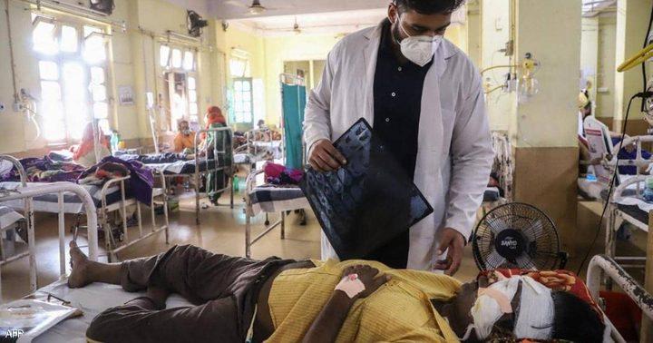 """منظمة الصحة العالمية تصدر توصيات لتقليل انتشار """"العفن الأسود"""""""