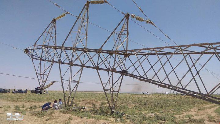 العراق تعلن عن مكافأة مالية لمن يبلغ عن مستهدفي أبراج نقل الطاقة