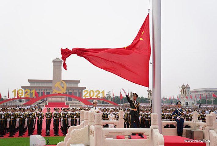 الصين: لن نسمح لأي قوة أجنبية بالتنمر علينا أو اضطهادنا