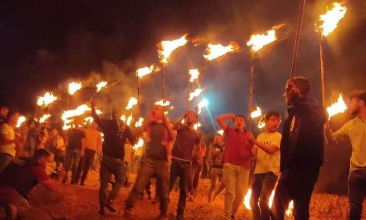 أهالي بيتا يقررون استمرار فعاليات المقاومة الشعبية