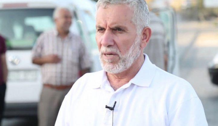 الأسير جمال الطويل يعلق إضرابه المفتوح عن الطعام