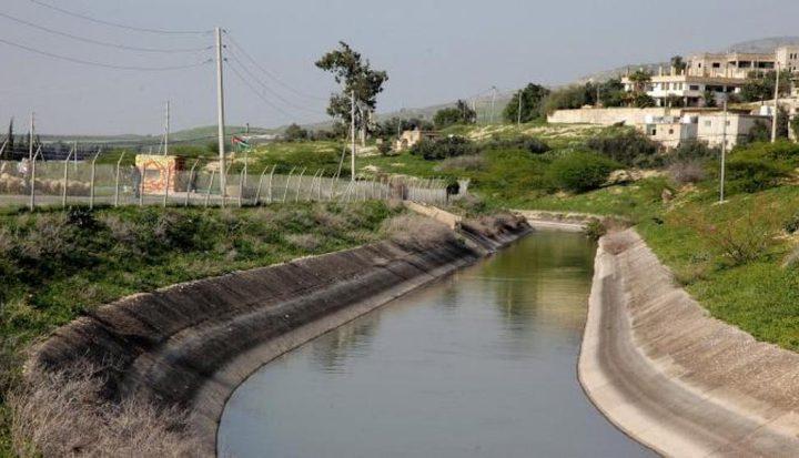 """""""إسرائيل"""" تصادق على بيع كمية مياه إضافية للأردن"""