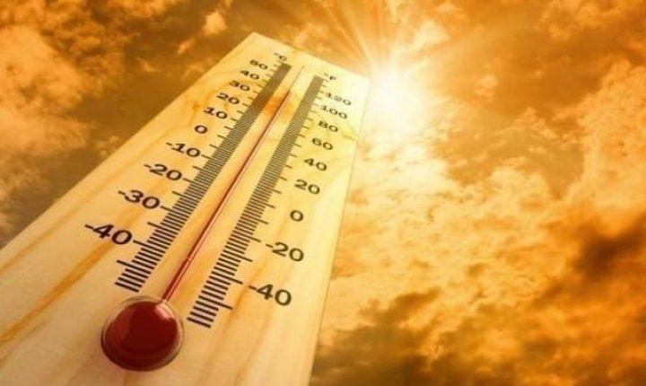 الطقس: استمرار تأثير الموجه الحارة اليوم