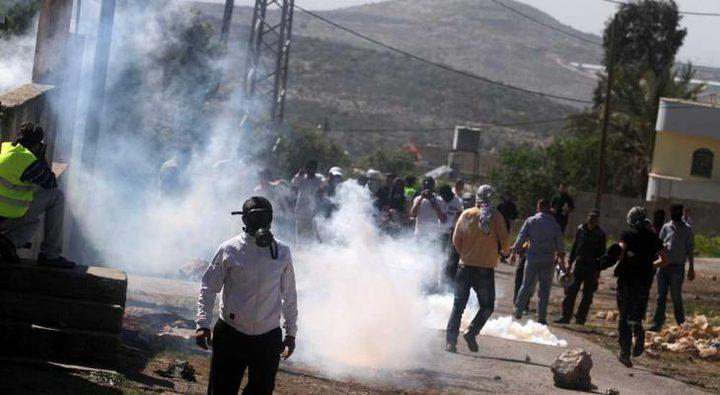 شهيد واصابتان برصاص الاحتلال في بلدة قصرة