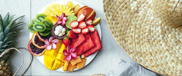 ما هو أفضل نظام للتغذية الصحية في الصيف ؟