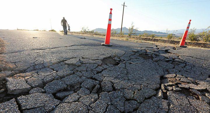 زلزال بقوة 6 درجات يضرب قبالة سواحل تشيلي