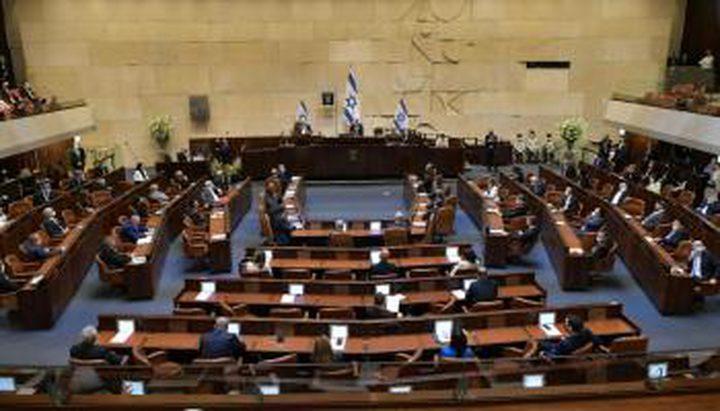 كنيست الاحتلال يصوت غدا على قانون لم الشمل