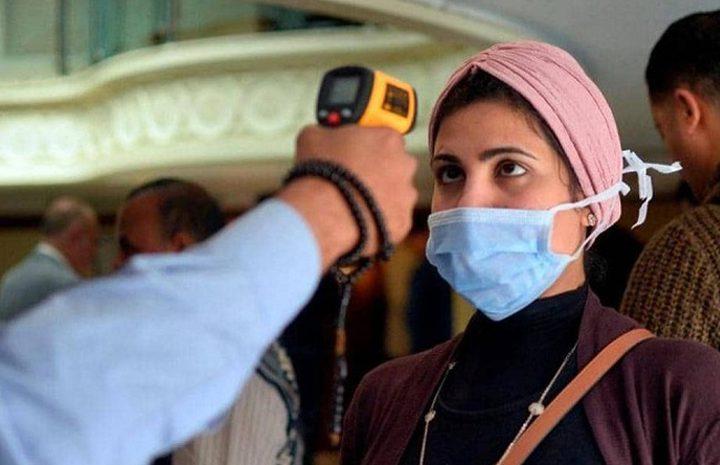 27 حالة وفاة و181 اصابة بفيروس كورونا في مصر