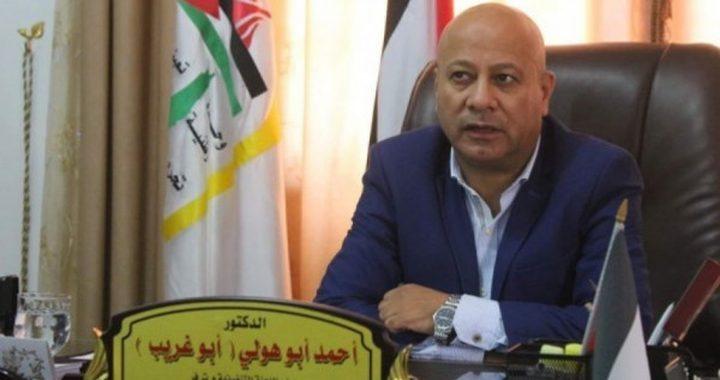 أبو هولي:الاعتداءات الإسرائيلية على القدس على جدول مؤتمر المشرفين