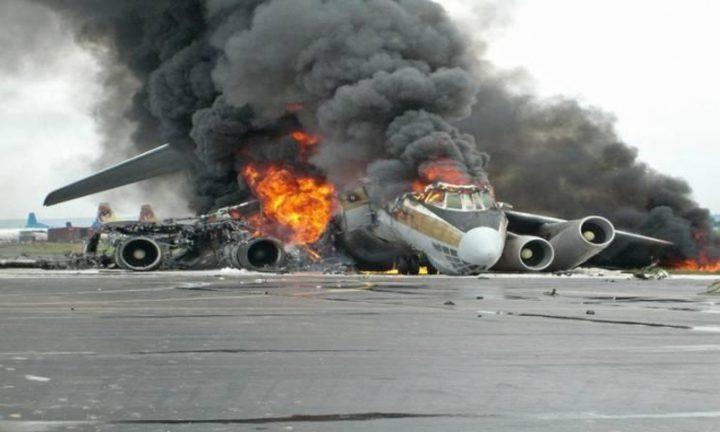 تحطم طائرة عسكرية تقل 85 شخصا في الفلبين