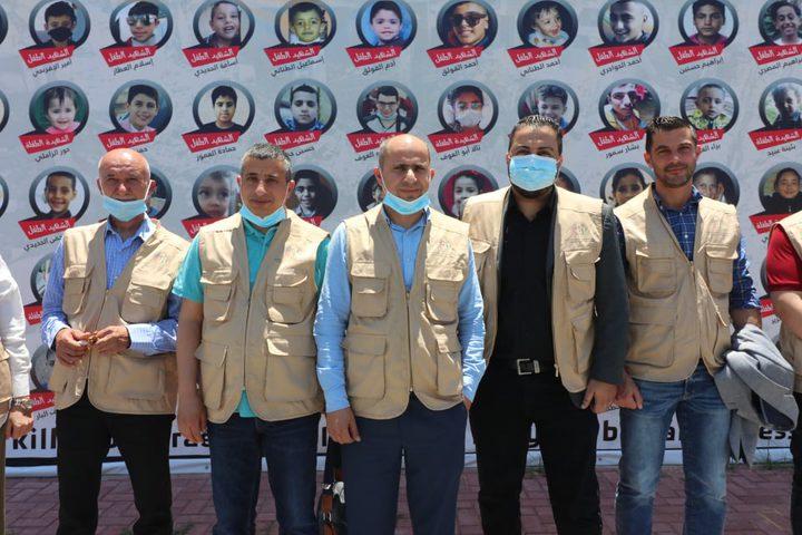 بعثة باما الطبية تصل الى غزة لدعم القطاع الطبي